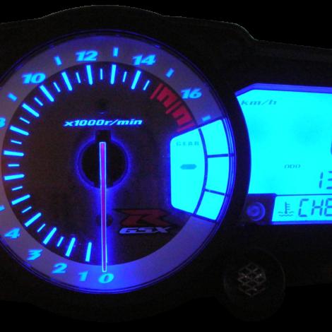 Suzuki GSX R - Dopo